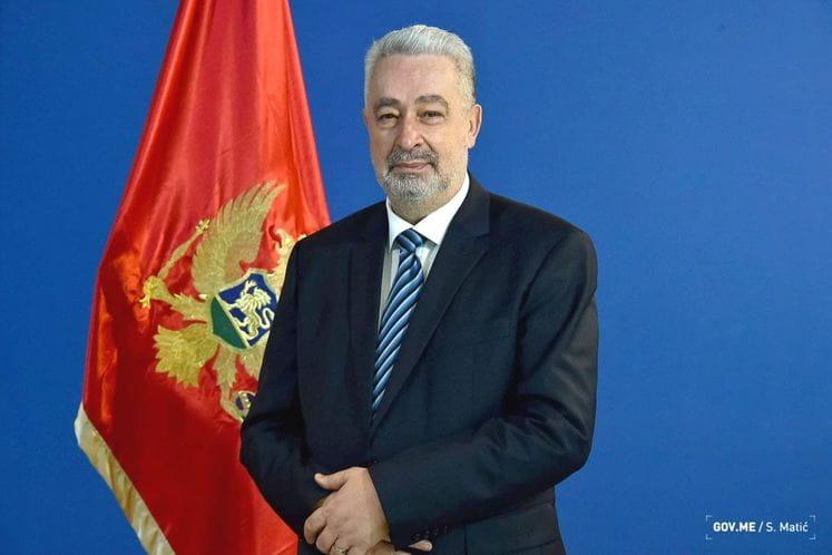 Premijer Zdravko Krivokapić