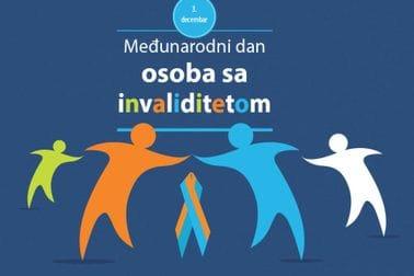 Saopštenje: Međunarodni dan osoba sa invaliditetom