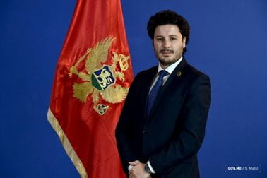 dr Dritan Abazović