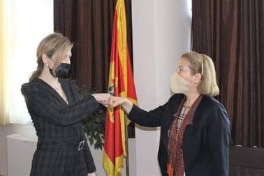 Министарка Братић примила у прву званичну посјету амбасадорку Турске Сонгул Озан