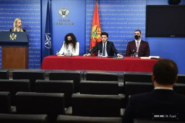 Konferencija za medije povodom zloupotrebe donacije EU u iznosu od oko 800.000 eura