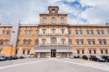 Akademija kopnene Vojske u Modeni, Republika Italija
