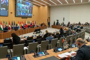 Drugi dan sastanka Sjevernoatlantskog savjeta