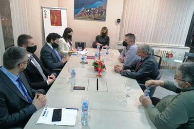 Abazović posjetio crnogorska iseljenička udruženja u Sjevernoj Makedoniji
