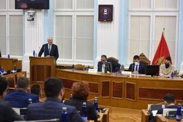 Premijerski sat - Cetinje