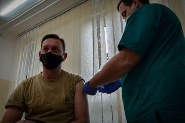 Почела вакцинација припадника ВЦГ