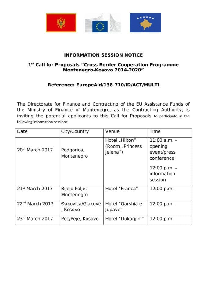 Information Session Notice final