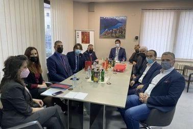 Sergej Sekulović - predstavnici crnogorske zajednice u Sjevernoj Makedoniji