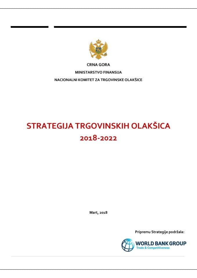Strategije trgovinskih olakšica 2018-2022