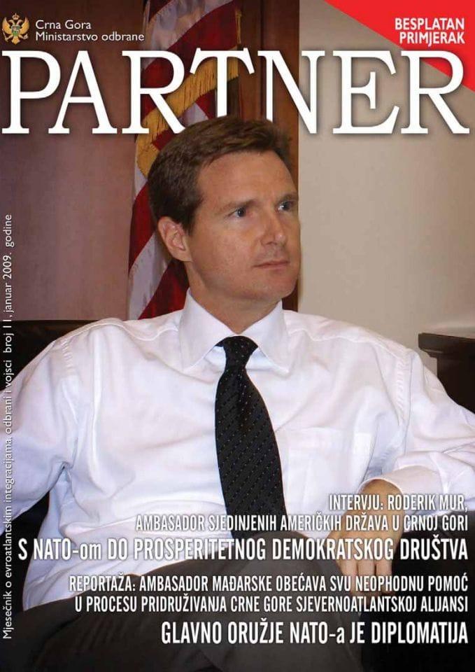 Jedanaesti broj mjesečnika ''Partner''