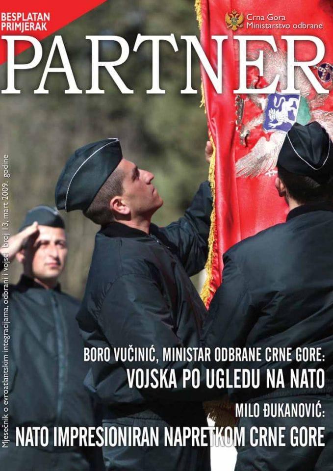 """Trinaesti broj mjesečnika """"Partner"""""""