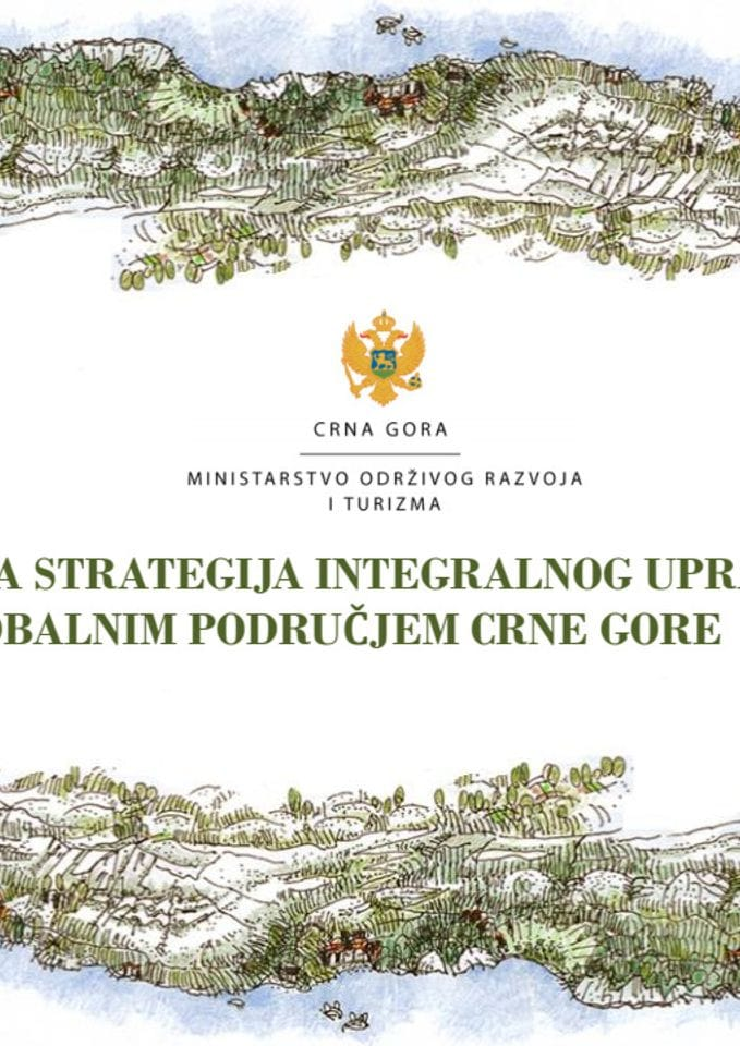 Prezentacija ministra Branimira Gvozdenovića NSIUOP CG