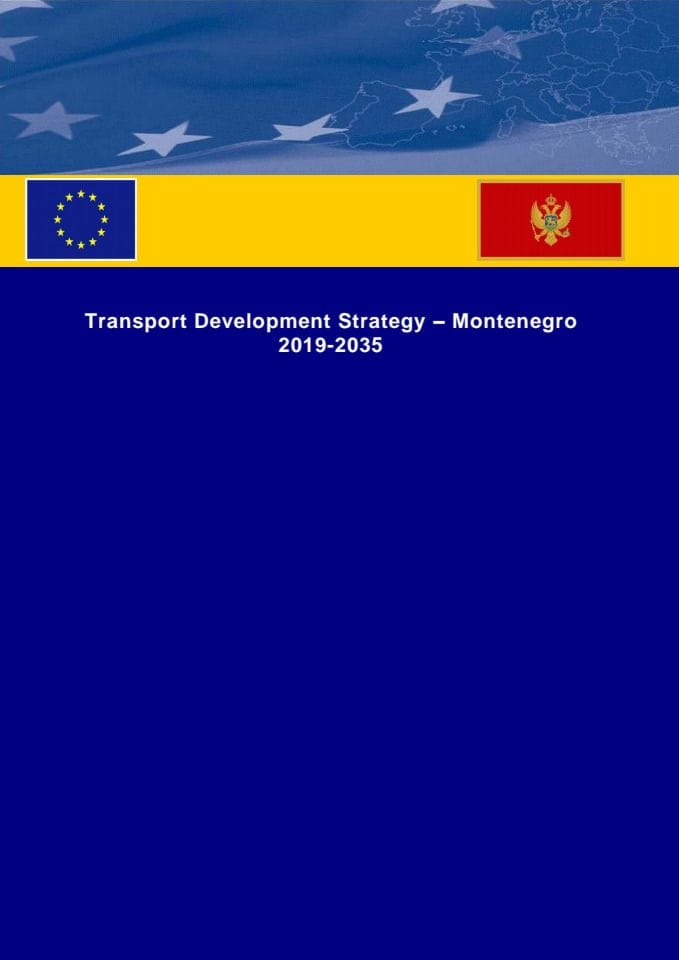 Transport Development Strategy 2019-2035 with Action Plan 2019-2020
