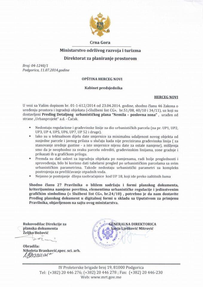 04_1240_1 PREDLOG DUP-A NEMILA OPSTINA HERCEG NOVI