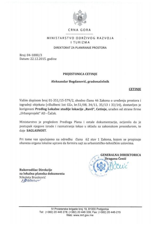04-1880_3 Saglasnost na Predlog LSL Ravil Prijestonica Cetinje