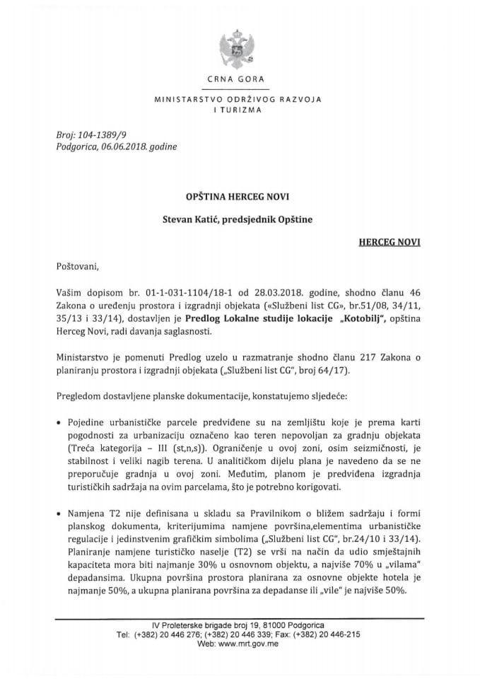 104-1389_9 Predlog LSL Kotobilj, Opština Herceg Novi