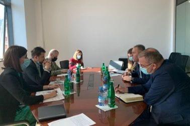sastanak sa predstavnicima Centralne banke Crne Gore