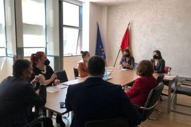 sastanak ministarka Srzentic -Unija poslodavaca CG
