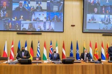 sastanak Sjevernoatlantskog savjeta NATO u formatu ministara vanjskih poslova i ministara odbrane