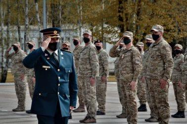 Начелник Генералштаба обишао касарну у Даниловграду