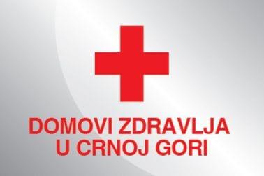 Домови здравља у Црној Гори