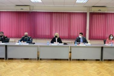 sastanak sa vojnim atašeima