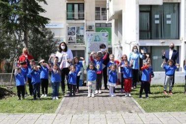 U susret Danu planete, posađene masline kod tri škole i vrtića