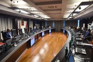 Sjednica Vlade Crne Gore