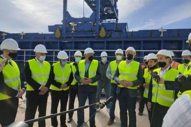 Ministar Mitrović posjetio Brodogradilište Bijela