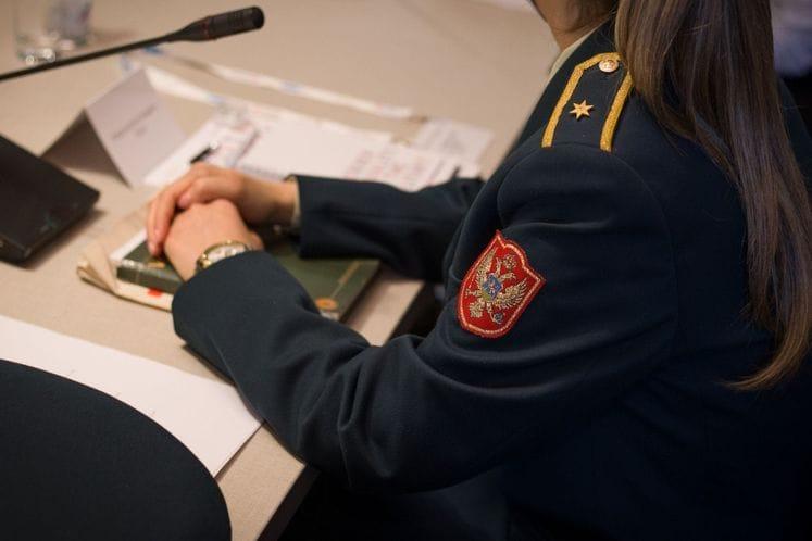 Žene u sistemu odbrane