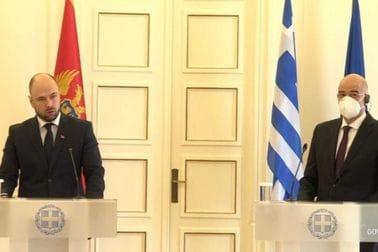 Ministar Radulović u Atini: Prioritet ekonomski razvoj, Grčka želi da vidi Crnu Goru u EU