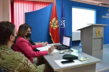 Mijović sa generalnim direktorom za personal u Federalnom ministarstvu odbrane SR Njemačke