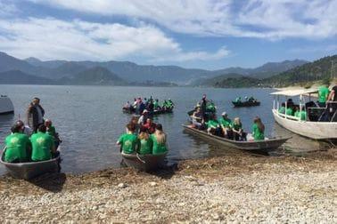 Uspješno završena akcija čišćenja Skadarskog jezera
