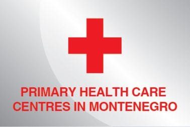 Primary Health Care Centres in Montenegro