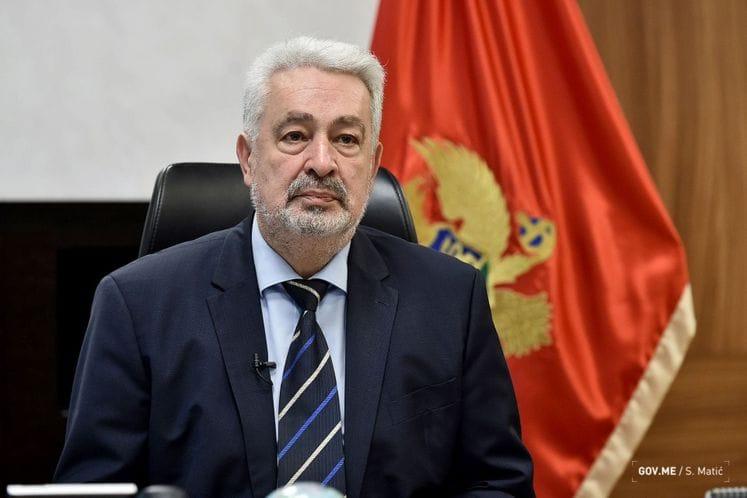 Премијер Кривокапић учествовао на Бајденовом самиту о борби против COVID-а