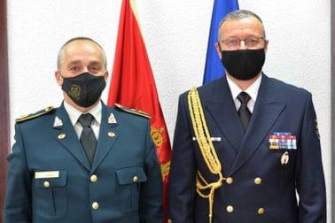 Бригадни генерал Ђуровић састао се са војним аташеом Словеније