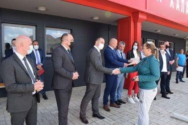 Ministarstvo poljoprivrede, šumarstva i vodoprivrede i opština Berane podijelili plastenik