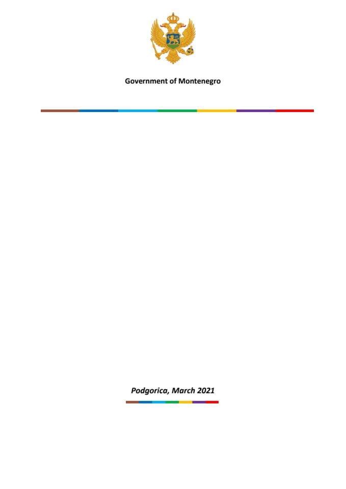 Montenegro Economic Reform Programme 2021-2023