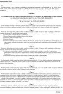 Uredba o utvrđivanju dužnosti, odnosno poslova na kojima se prof. vojnim licima staž osiguranja računa sa uvećanim trajanjem
