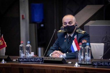 Начелник Генералштаба на састанку НАТО Војног комитета