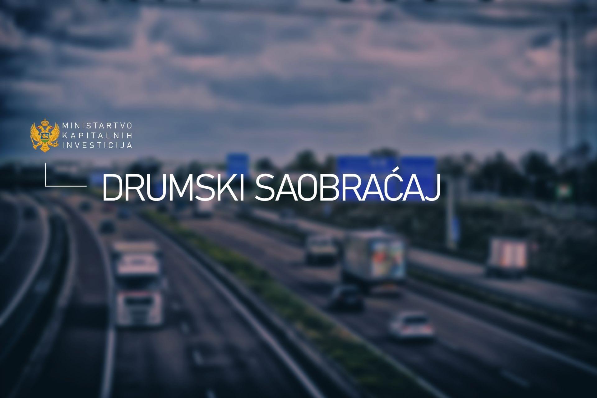 Drumski saobraćaj