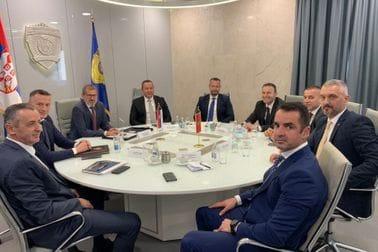Brđanin u prvoj zvaničnoj posjesti kolegama u Republici Srbiji