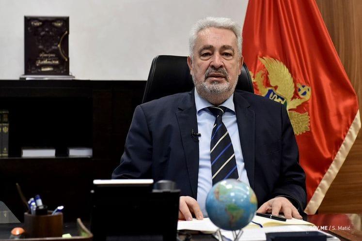 PM Krivokapić participates in Biden's Global COVID-19 Summit