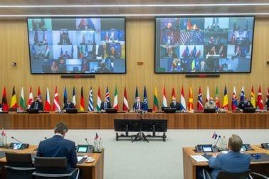 Министарка Ињац на састанку НАТО министара одбране