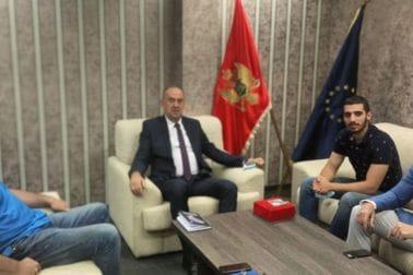 Uspjesi Petra Liješevića snažan motiv da država nastavi da ulaže u najbolje sportiste