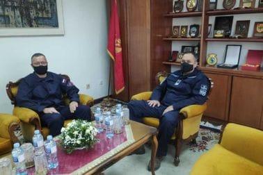 Командант МВЦГ се састао са изаслаником одбране Словеније