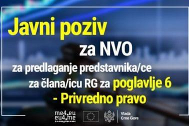 Javni poziv PP6