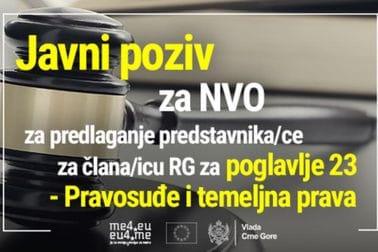 Javni poziv PP23