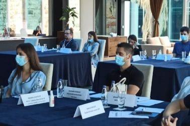Radionice o angažovanju mladih u suzbijanju nasilnog ekstremizma i radikalizacije