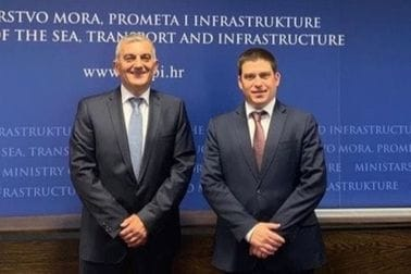Ministar Bojanić sa hrvatskim ministrom mora, prometa i infrastrukture